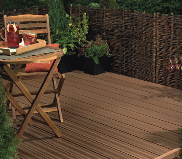 Composite Decking Board