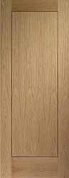 Pre-finished Veneered Oak Inlay Door