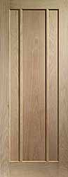 Oak Internal Worcester (3 Panel)