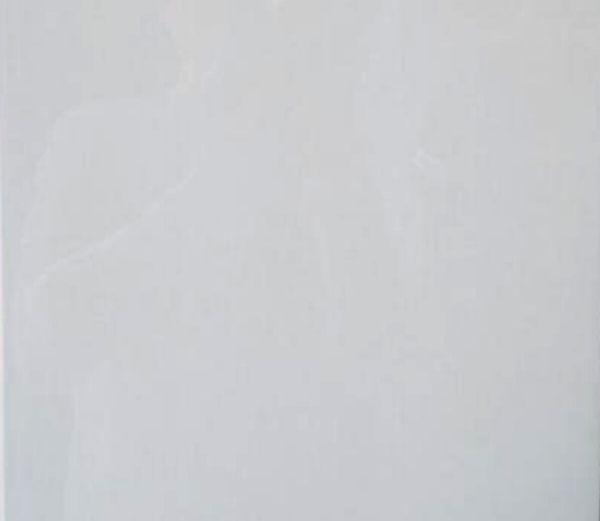 Plain White High Gloss PVC shower panel