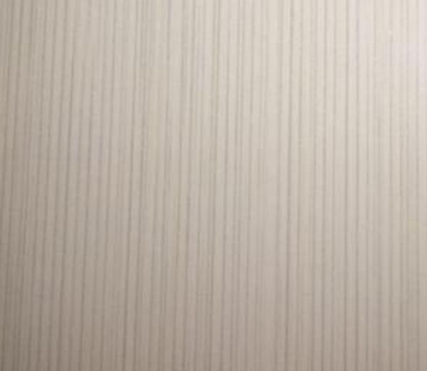 White Brushed Silver PVC shower panel